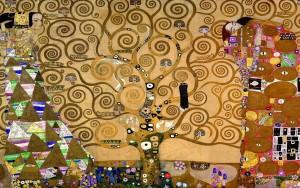 Levensboom, Gustav Klimt, 1905